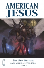 American Jesus: New Messiah  #3 Cover A