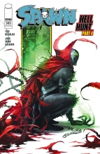Spawn  #305 Cover A