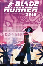 Blade Runner 2019  #6 Cover A