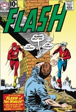 Flash  #123 Facsimile Edition