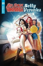 Red Sonja and Vampirella Meet Betty and Veronica  #9 Cover A
