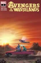 Avengers of the Wasteland (5P Ms)  #2