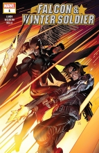 Falcon and Winter Soldier (5P Ms)  #1