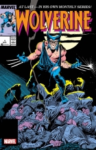 Wolverine: Claremont and Buscema  #1 Facsimile Edition