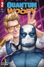 Quantum and Woody (5P Ms)  #2 Cover A