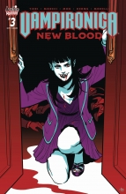 Vampironica: New Blood (5P Ms)  #3 Cover A