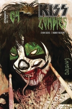 Kiss: Zombies  #4 Cover A