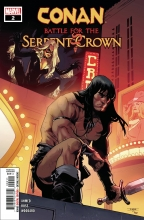 Conan: Battle for the Serpent Crown (5P Ms)  #2