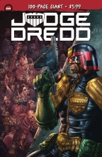 Judge Dredd 100-Page Giant  #1