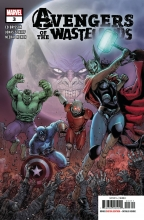 Avengers of the Wasteland (5P Ms)  #3
