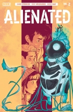 Alienated (6P Ms)  #2
