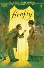 Firefly  #15 Cover A