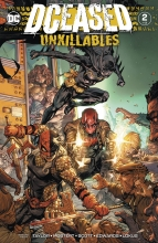 DCeased: Unkillables (3P Ms)  #2
