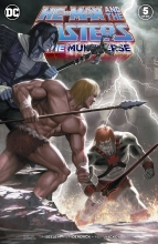 He-Man and the Masters of the Multiverse (6P Ms)  #5