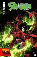 Spawn  #306 Cover A