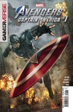 Marvels Avengers: Captain America  #1