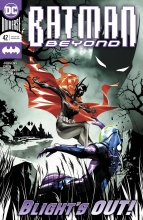 Batman Beyond (Vol. 8)  #42