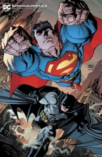 Batman - Superman  #8 Card Stock Variant