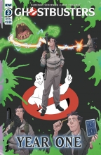 Ghostbusters: Year One (4P Ms)  #3 Cover A