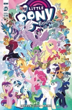 My Little Pony: Friendship Is Magic  #88 Cover A