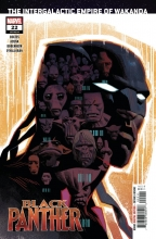 Black Panther (Vol. 8)  #22