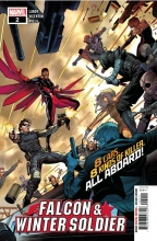 Falcon and Winter Soldier (5P Ms)  #2