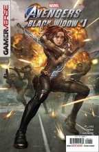 Marvels Avengers: Black Widow  #1