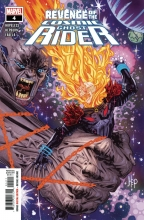Revenge of the Cosmic Ghost Rider (5P Ms)  #4