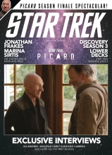 Star Trek Magazine  #75 Newsstand Edition