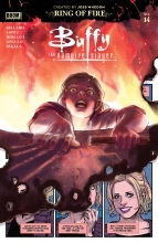 Buffy the Vampire Slayer  #14 Cover A