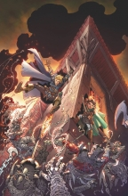 Dungeons and Dragons: Infernal Tides  #3 Cover A