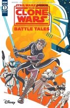 Star Wars Adventures: Clone Wars (5P Ms)  #1 Cover A