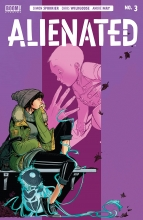 Alienated (6P Ms)  #3