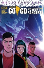 Go Go Power Rangers  #31 Cover A