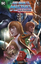 He-Man and the Masters of the Multiverse (6P Ms)  #6