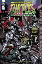 TMNT Urban Legends  #23 Cover A