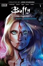Buffy: Every Generation  #1 Cover A