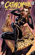 Catwoman 80th Anniversary 100-Page Super Spectacular  #1 1960s Variant