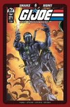 GI Joe - A Real American Hero - IDW  #271 Cover A