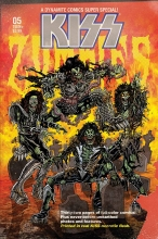 Kiss: Zombies  #5 FOC Variant