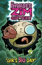 Invader Zim Quarterly  #1 Cover A