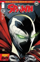 Spawn  #307 Cover A