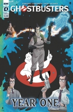 Ghostbusters: Year One (4P Ms)  #4 Cover A