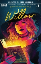 Willow (5P Ms)  #1 Cover A