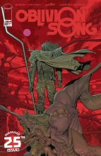 Oblivion Song  #25 Cover A