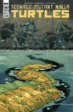 Teenage Mutant Ninja Turtles (Ongoing)  #106 Cover A