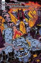 Transformers 84: Secrets and Lies (4P Ms)  #1 Cover A