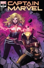 Captain Marvel (Vol. 11)  #17