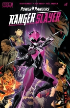 Power Rangers: Ranger Slayer  #1 Cover A