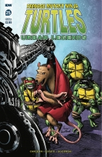TMNT Urban Legends  #25 Cover A